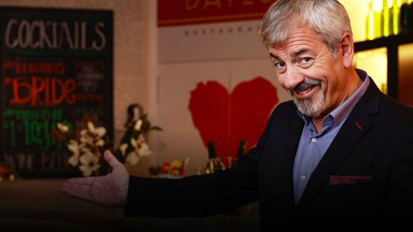 Ven a cenar a 'First dates'