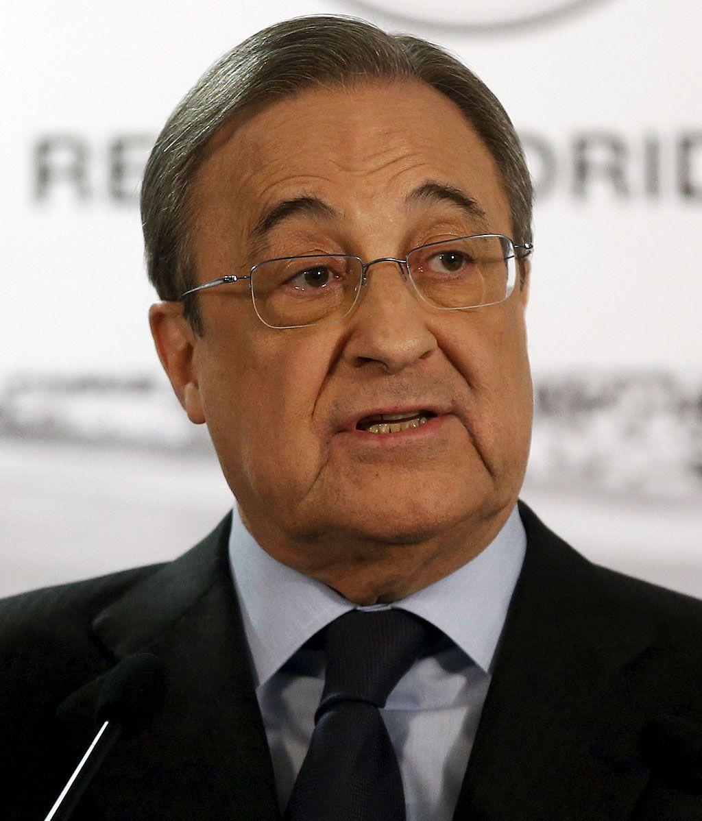 Florentino Pérez - Cuatro