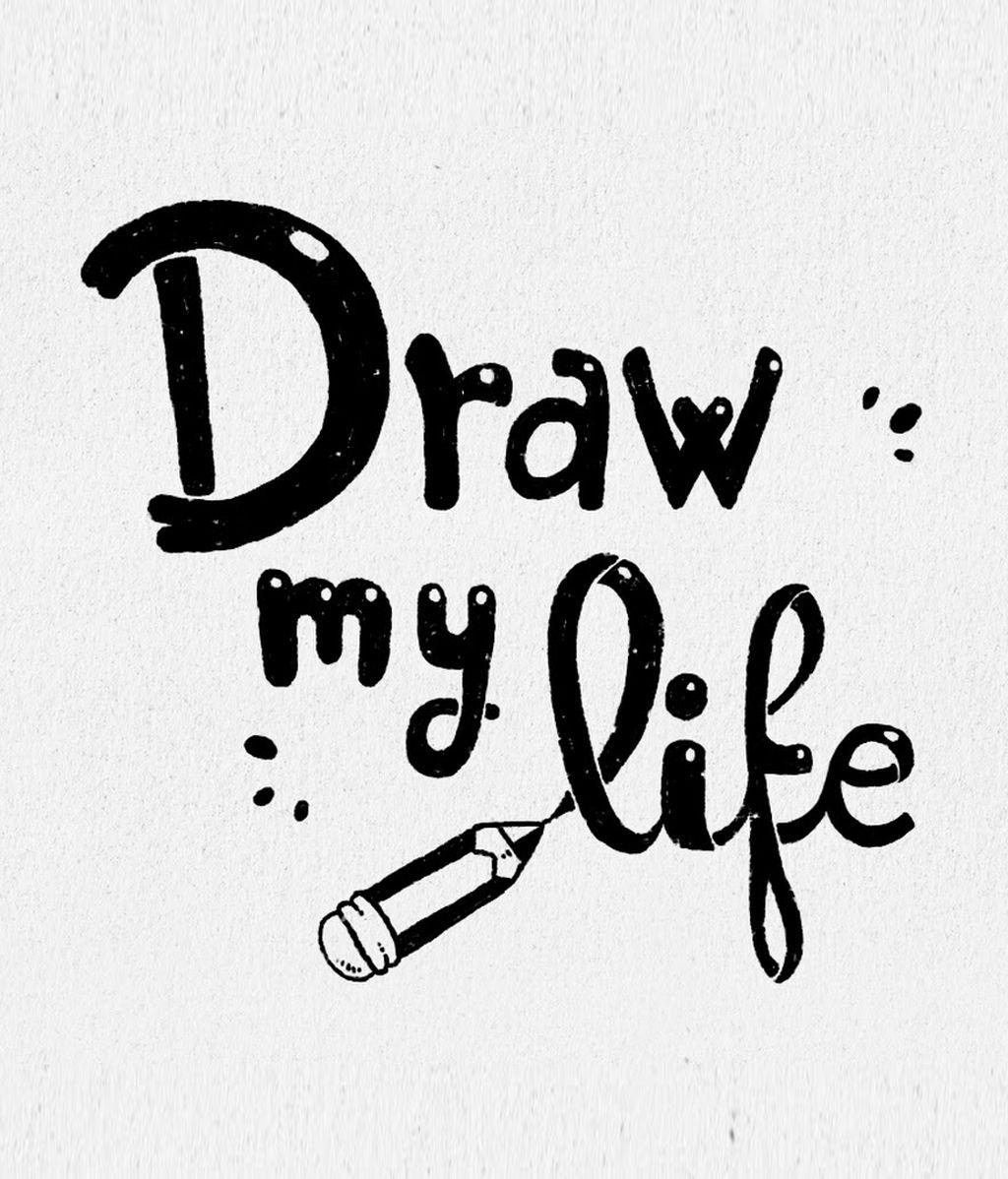 Resultado de imagen para Draw my life