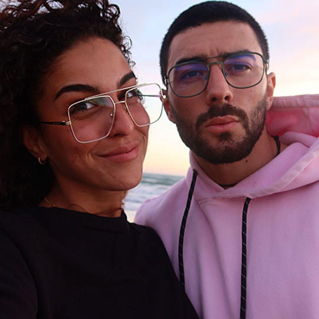 Zoe y Josué