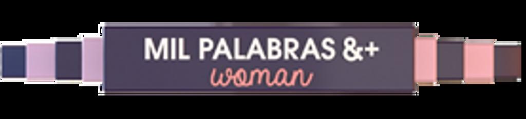 Mil palabras & + woman