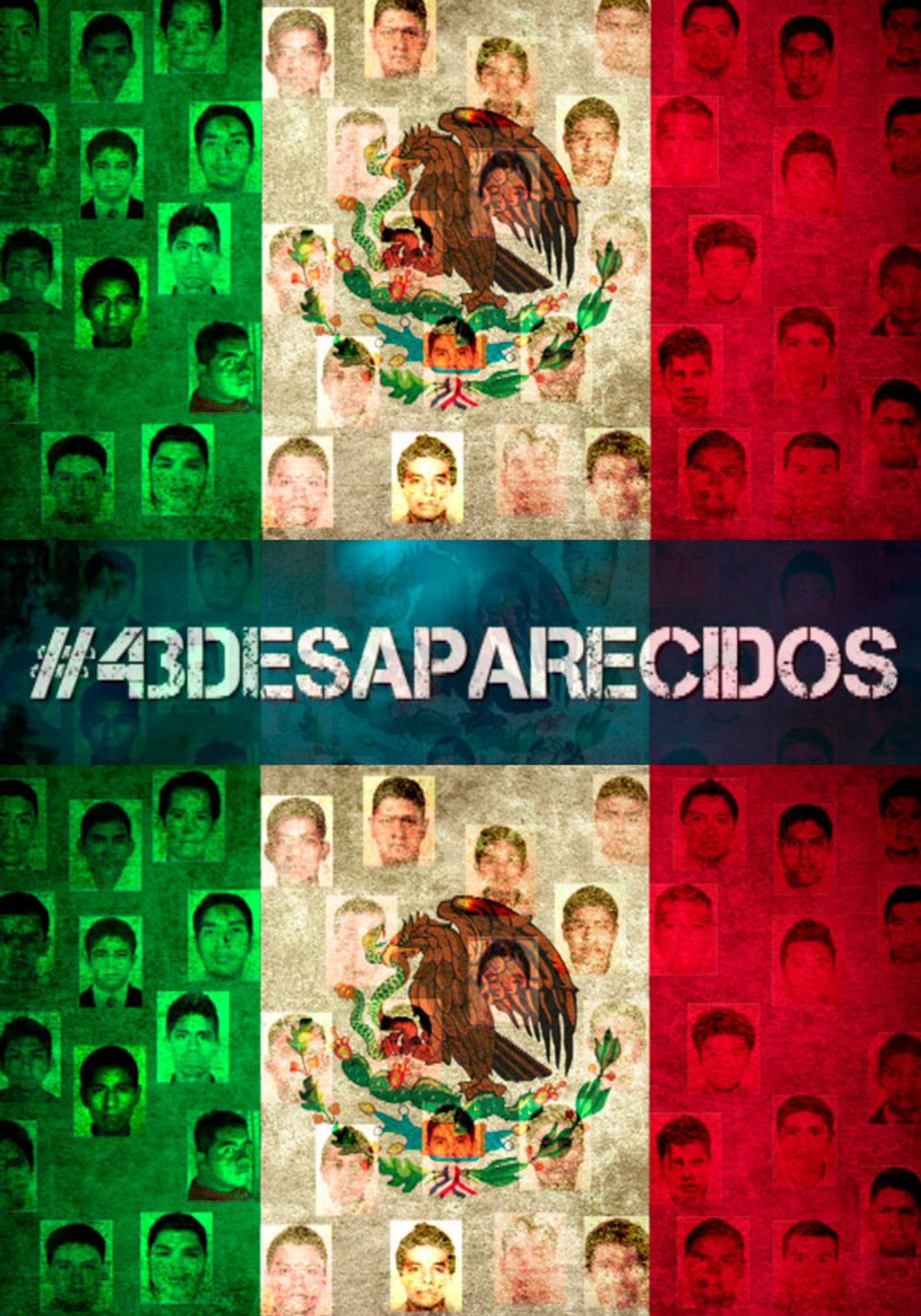 #43Desaparecidos