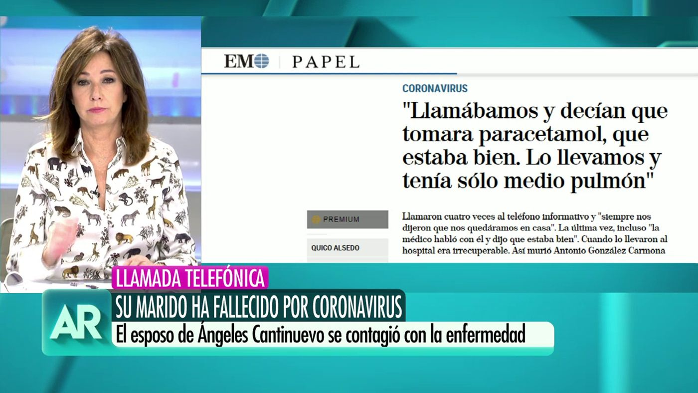 El programa de Ana Rosa 03/04/2020