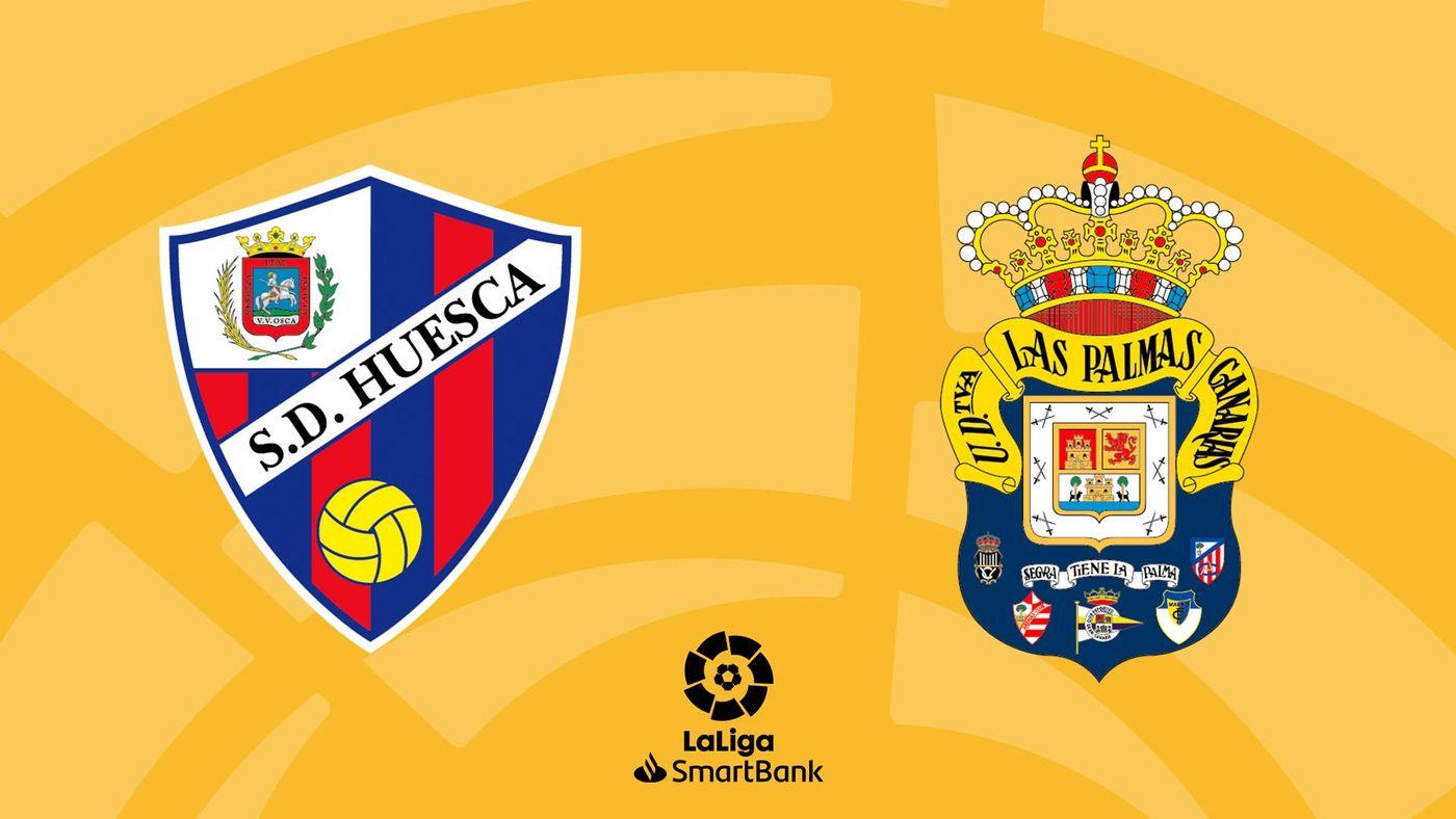 Huesca - Las Palmas