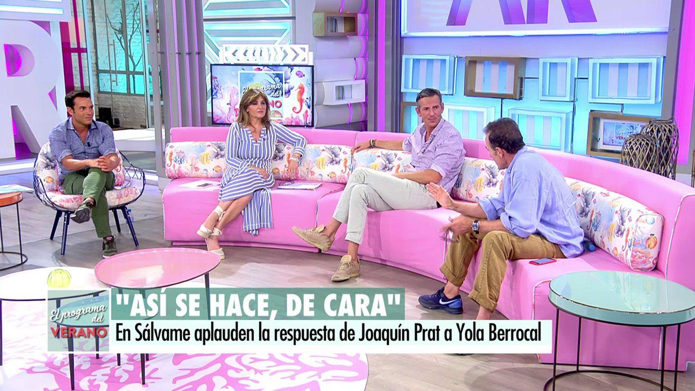 El programa de Ana Rosa 08/07/2020