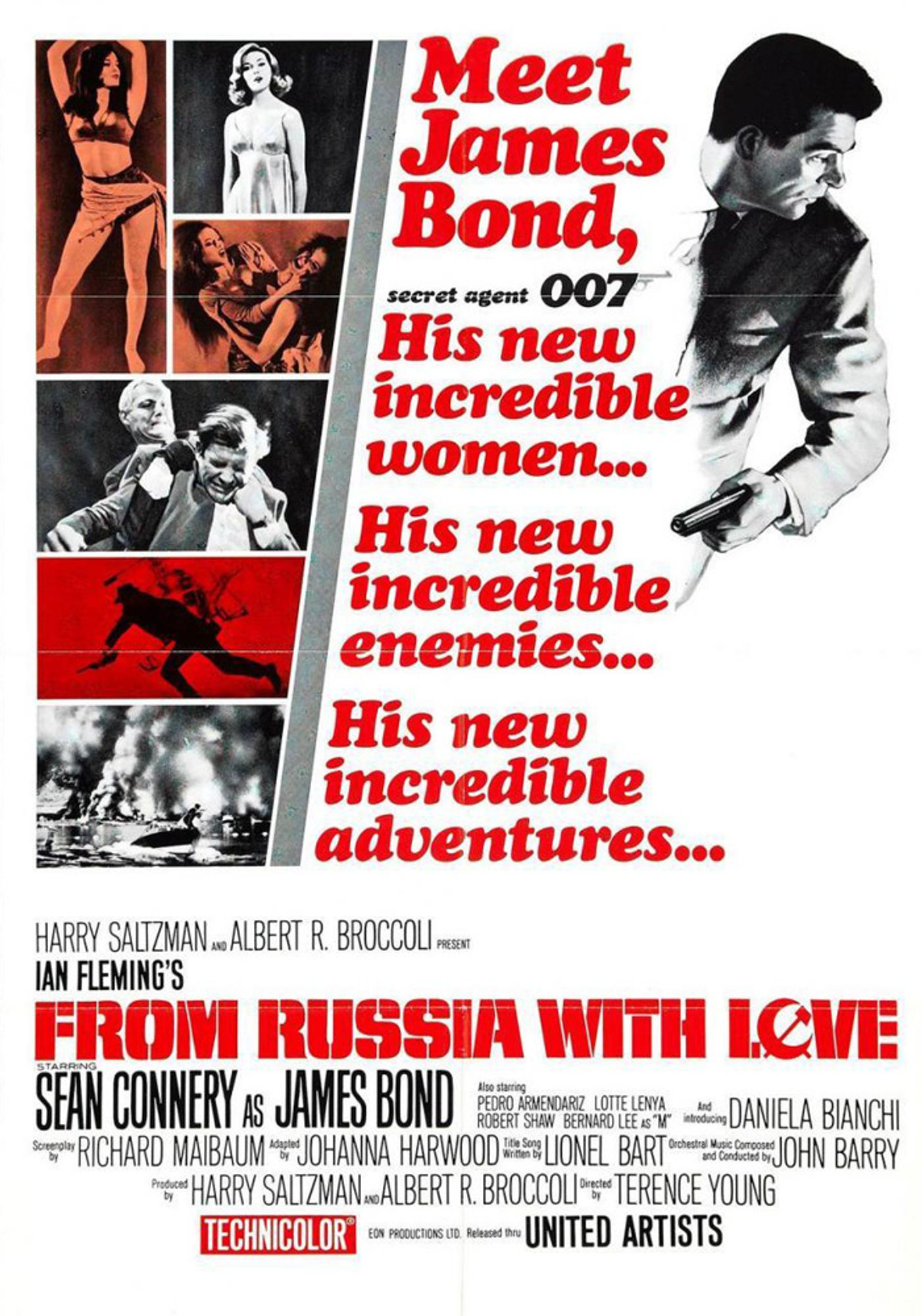 From Russia with love (V.O.)