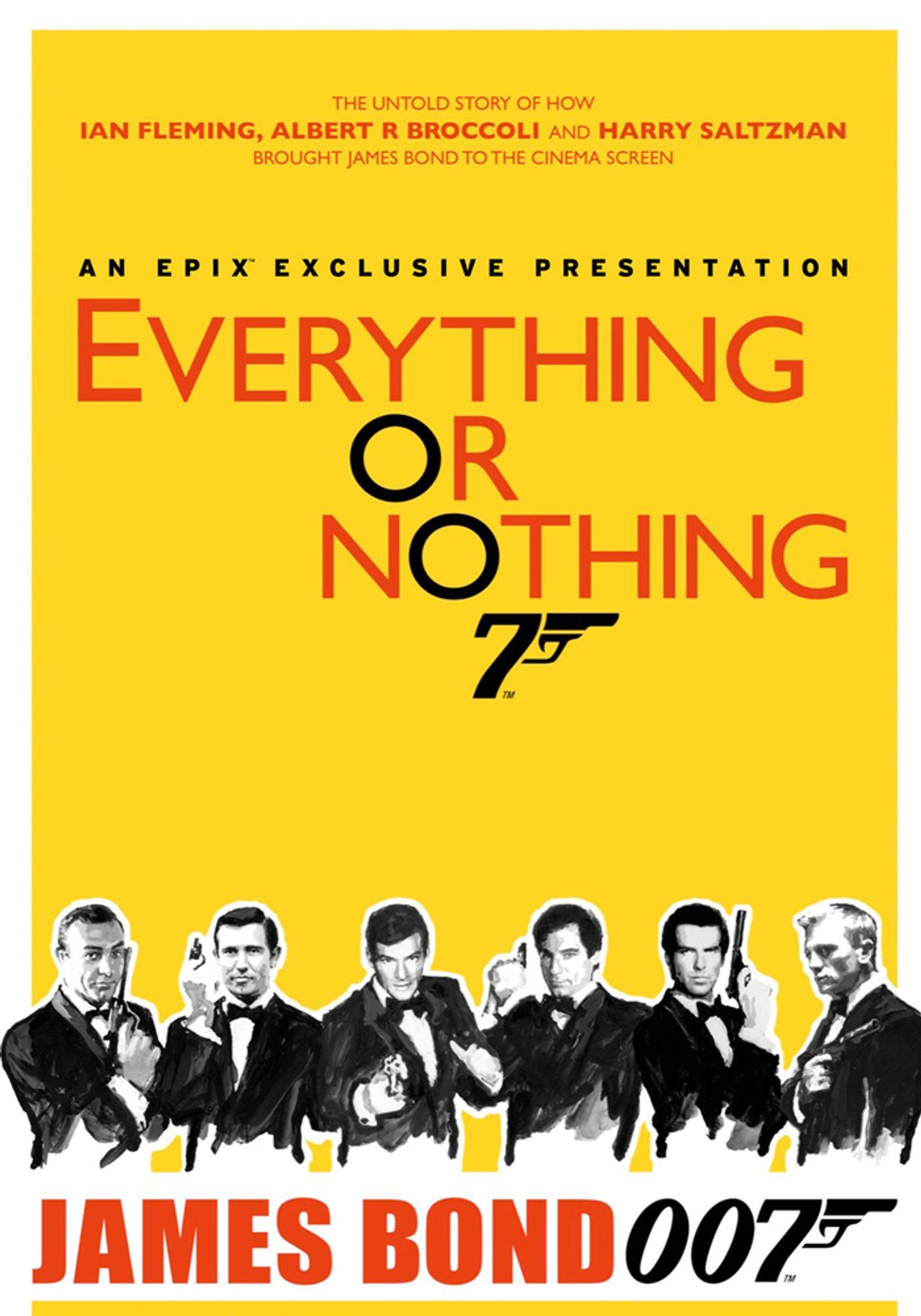 Todo o nada: La historia no contada de 007