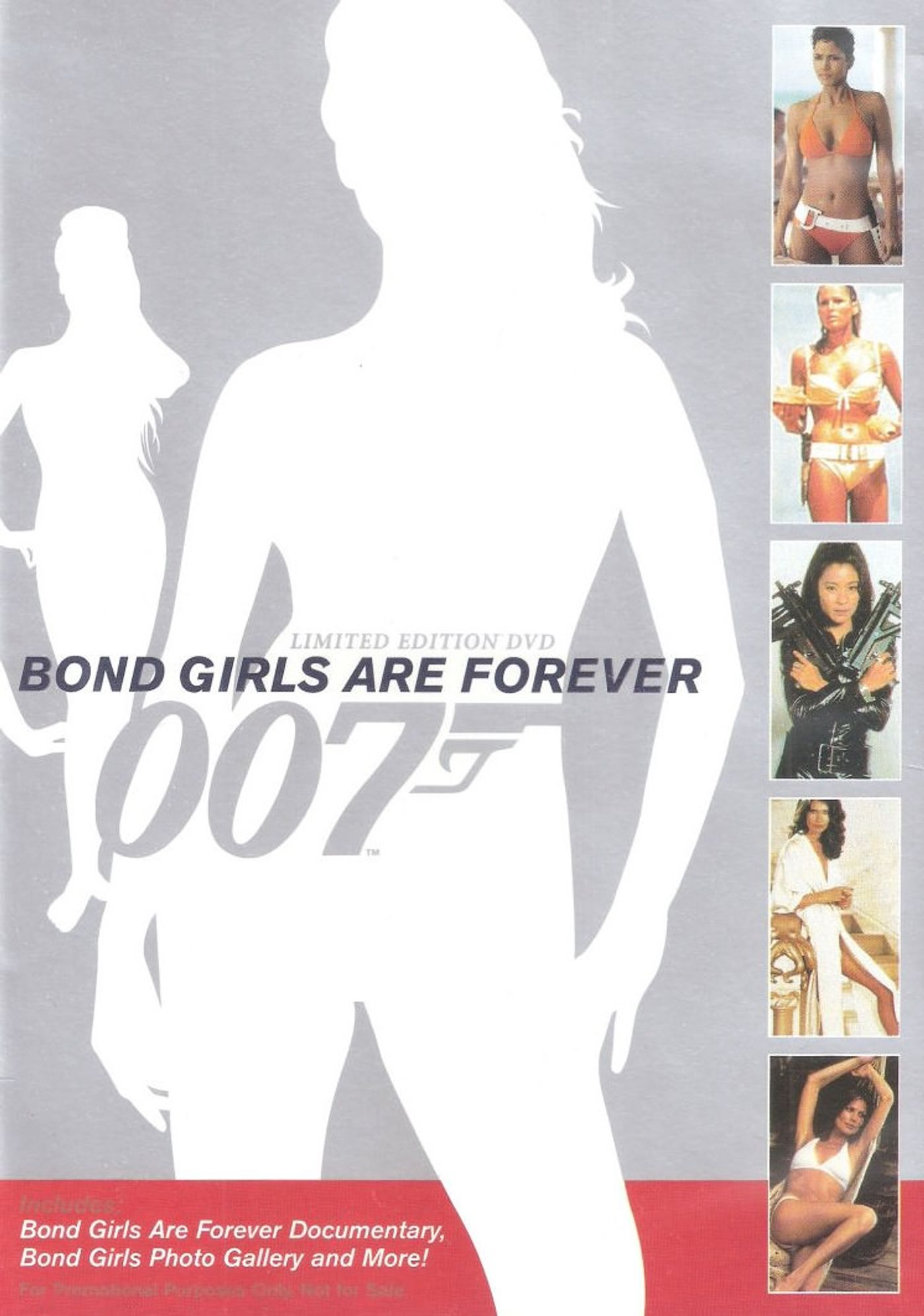 Bond girls are forever (V.O.)
