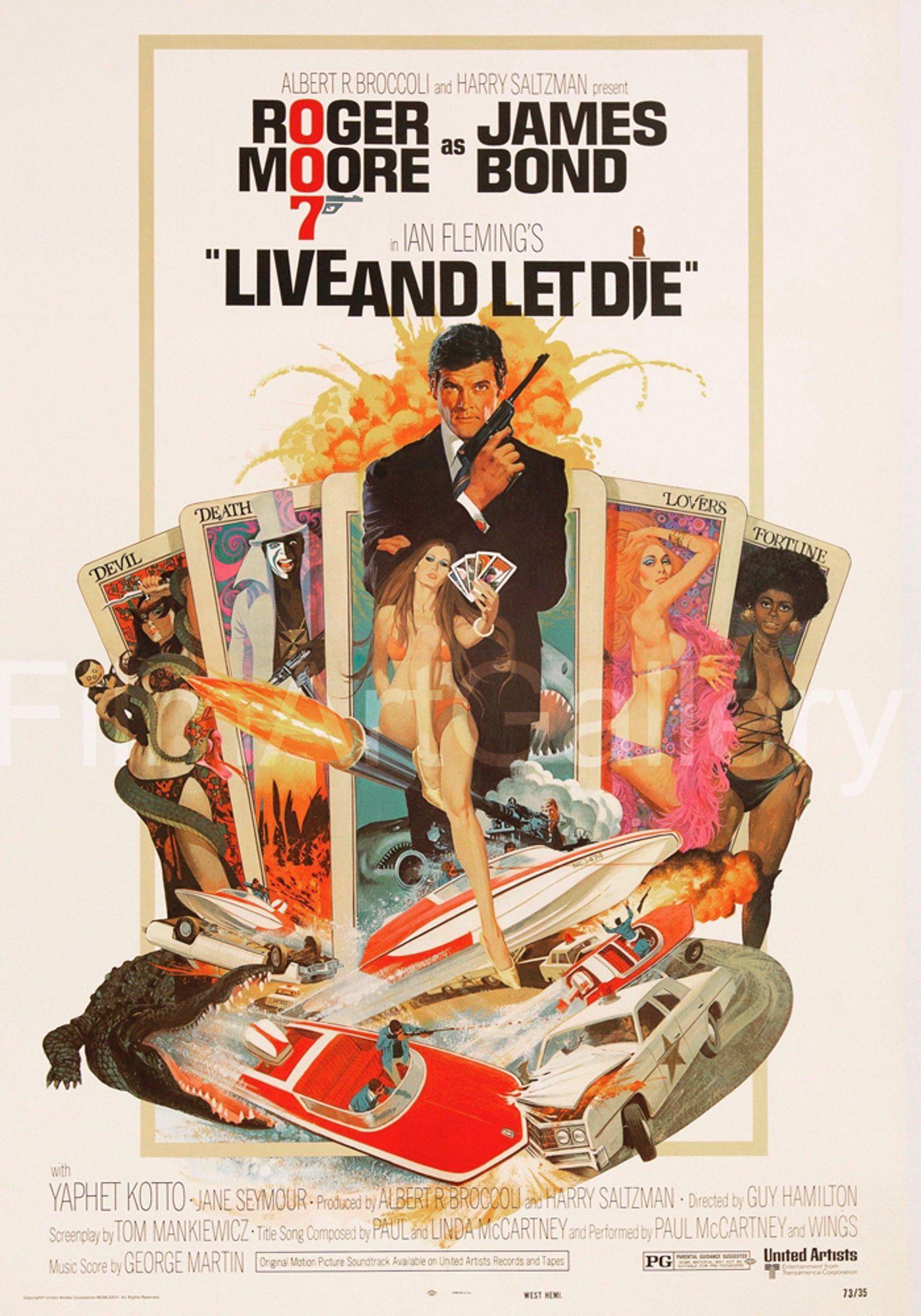Live and let die (V.O.)