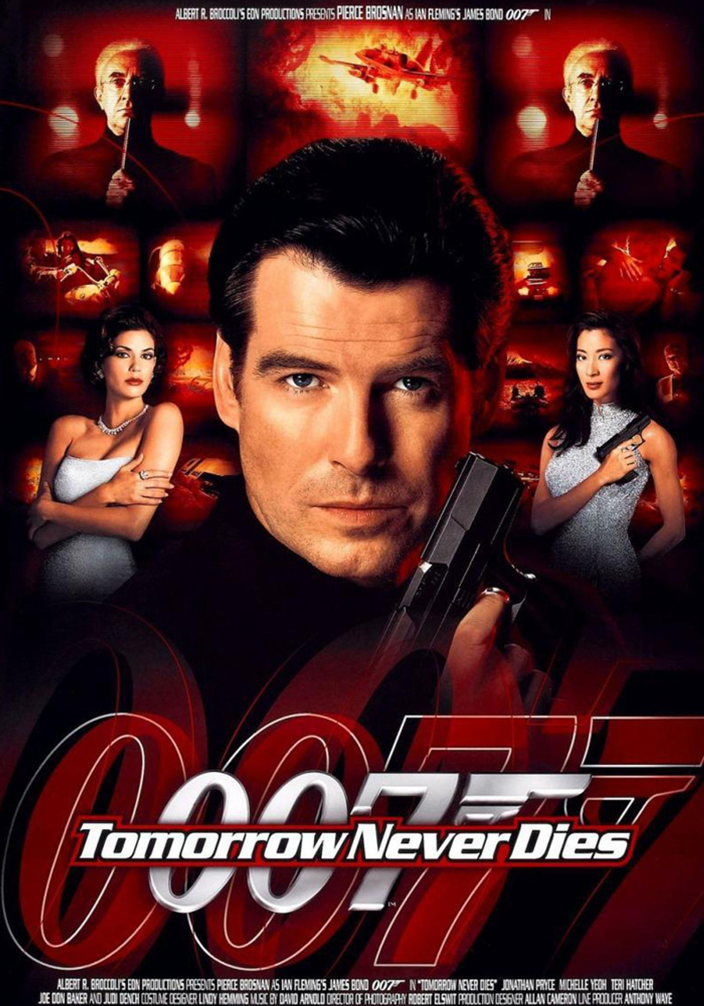 Tomorrow never dies (V.O.)