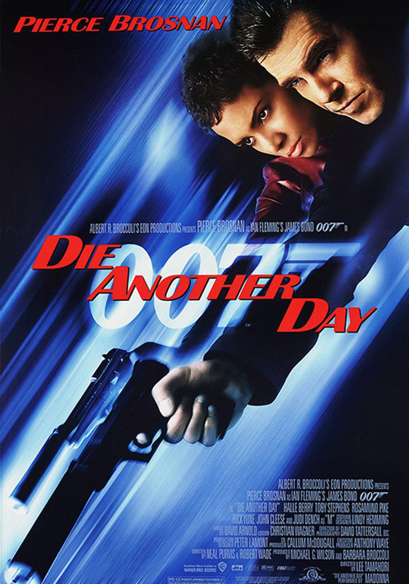 Die another  day (V.O.)