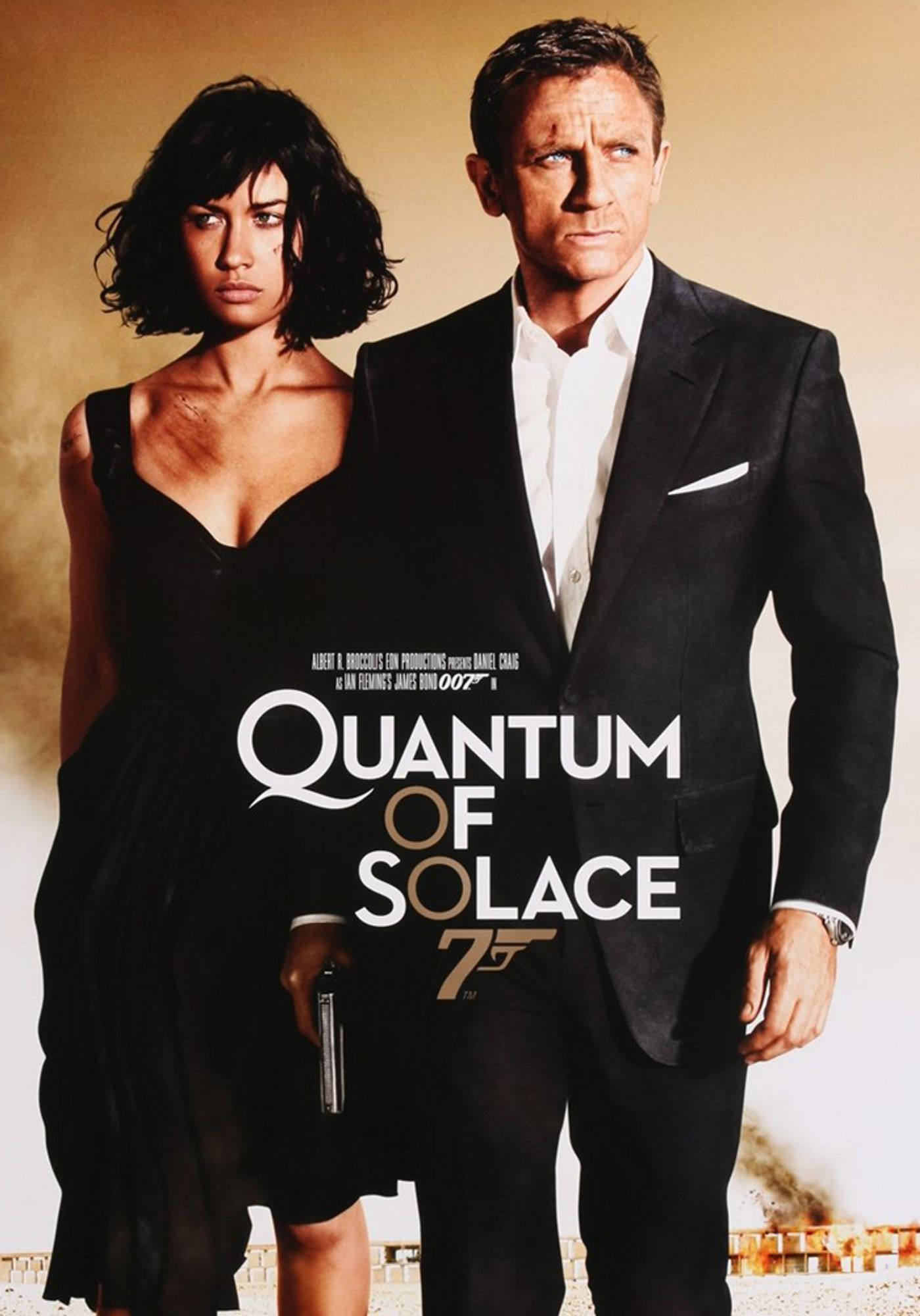 Quantum of Solace (V.O.)