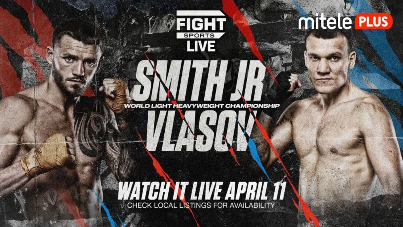 Joe Smith Jr. VS Maxim Vlasov