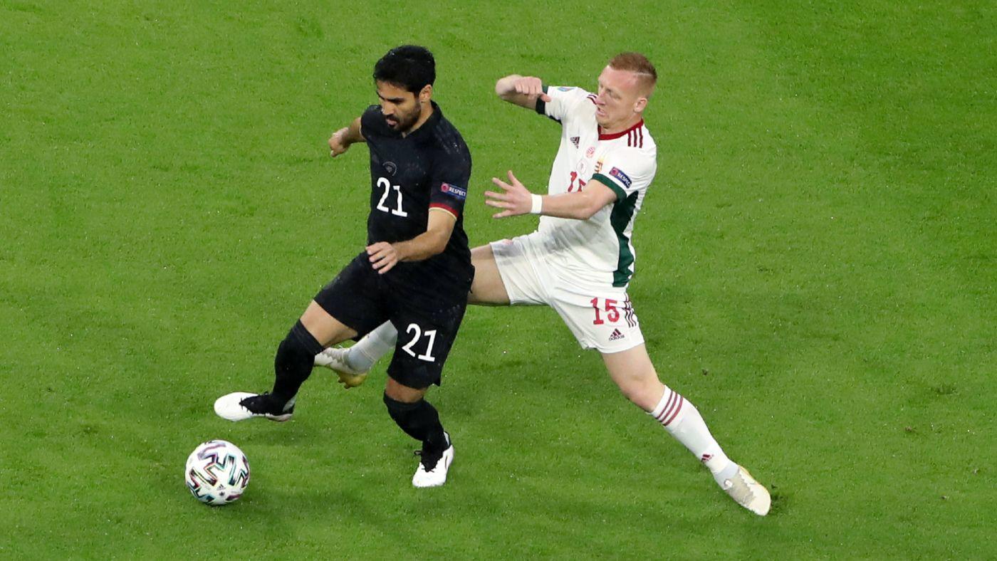 Alemania - Hungría
