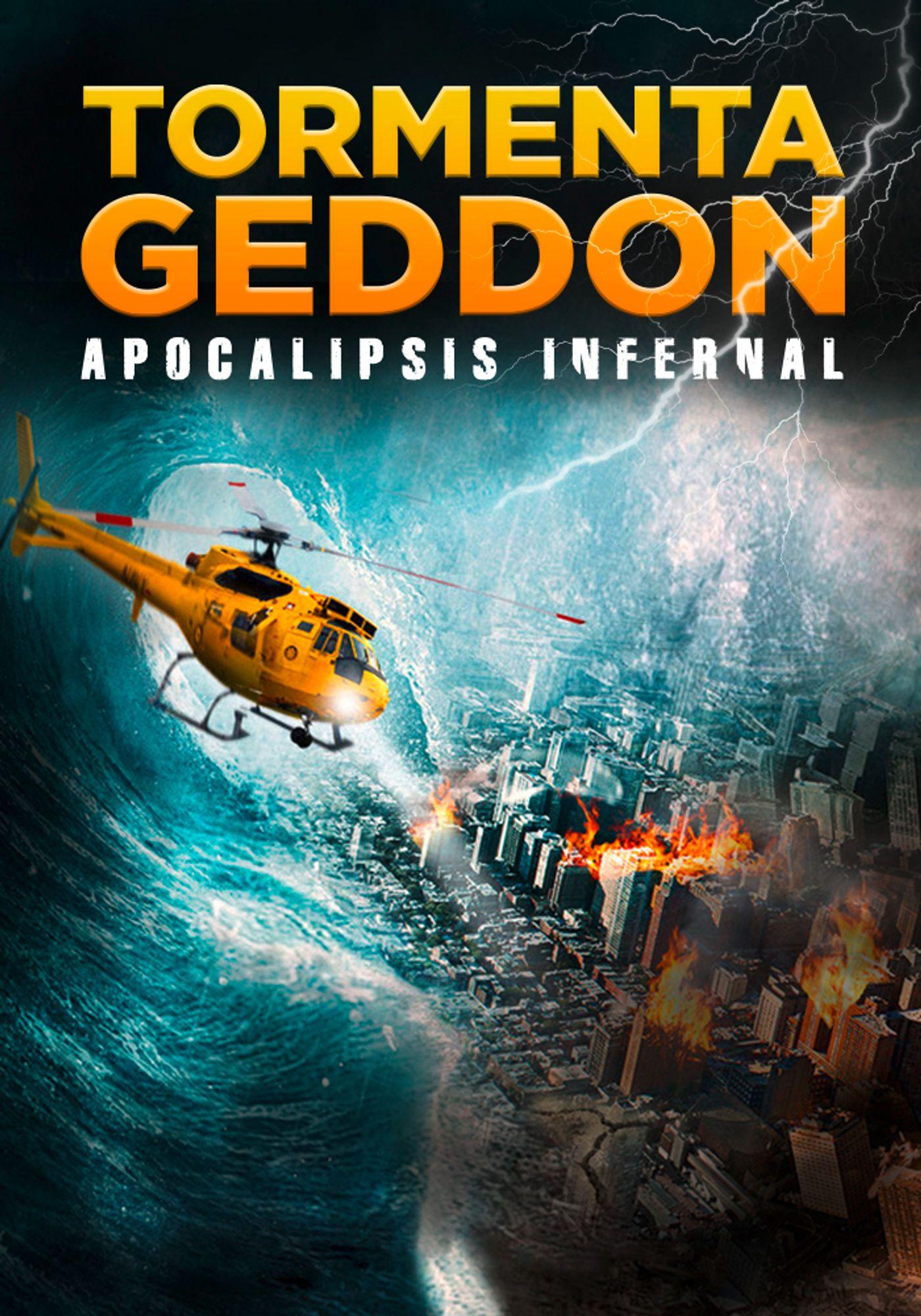 Tormentageddon: apocalipsis infernal