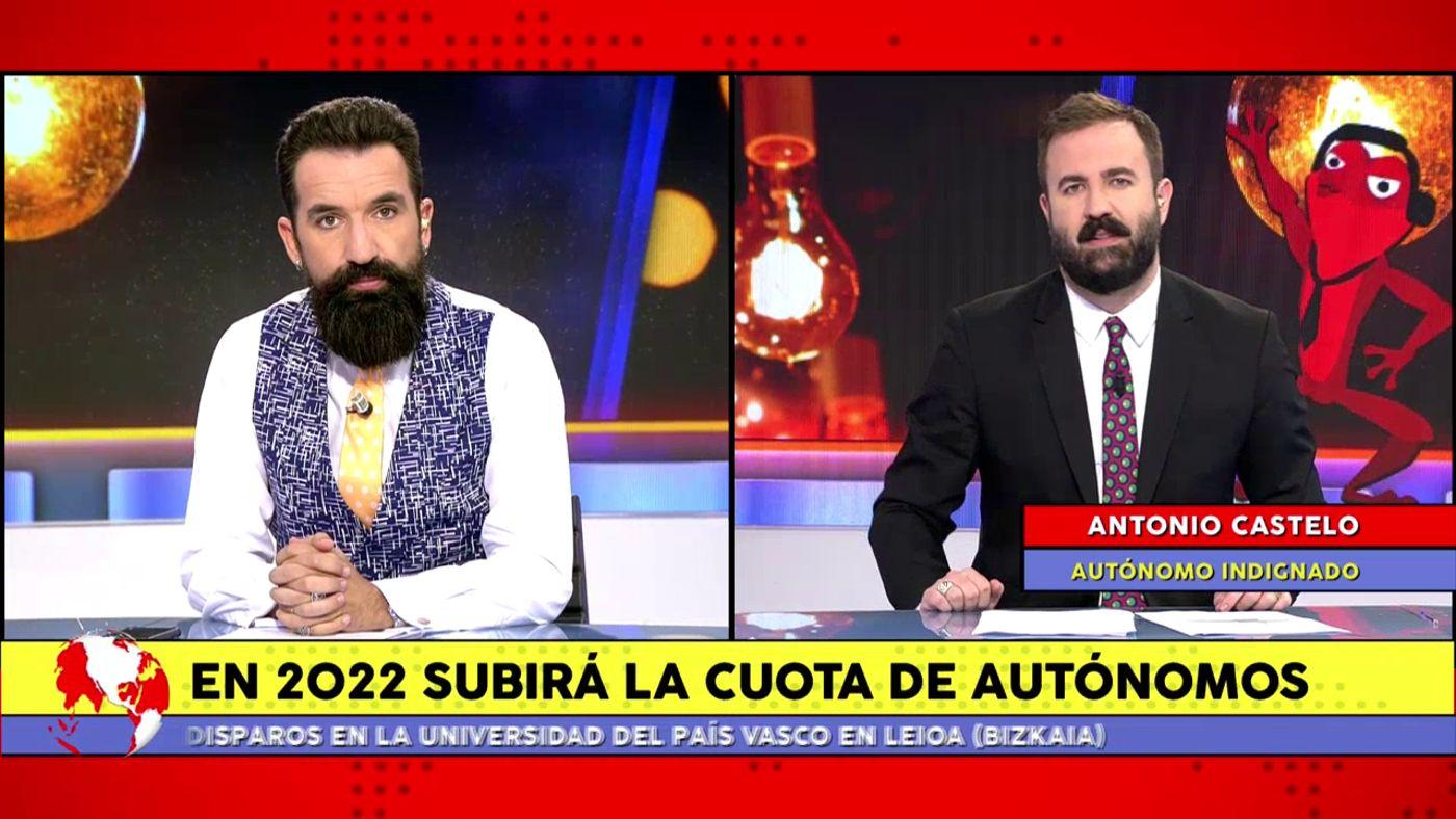 Los teloneros 15/10/2021