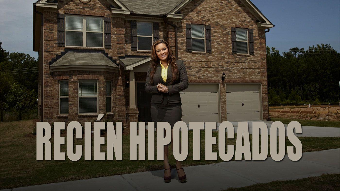 Recién hipotecados