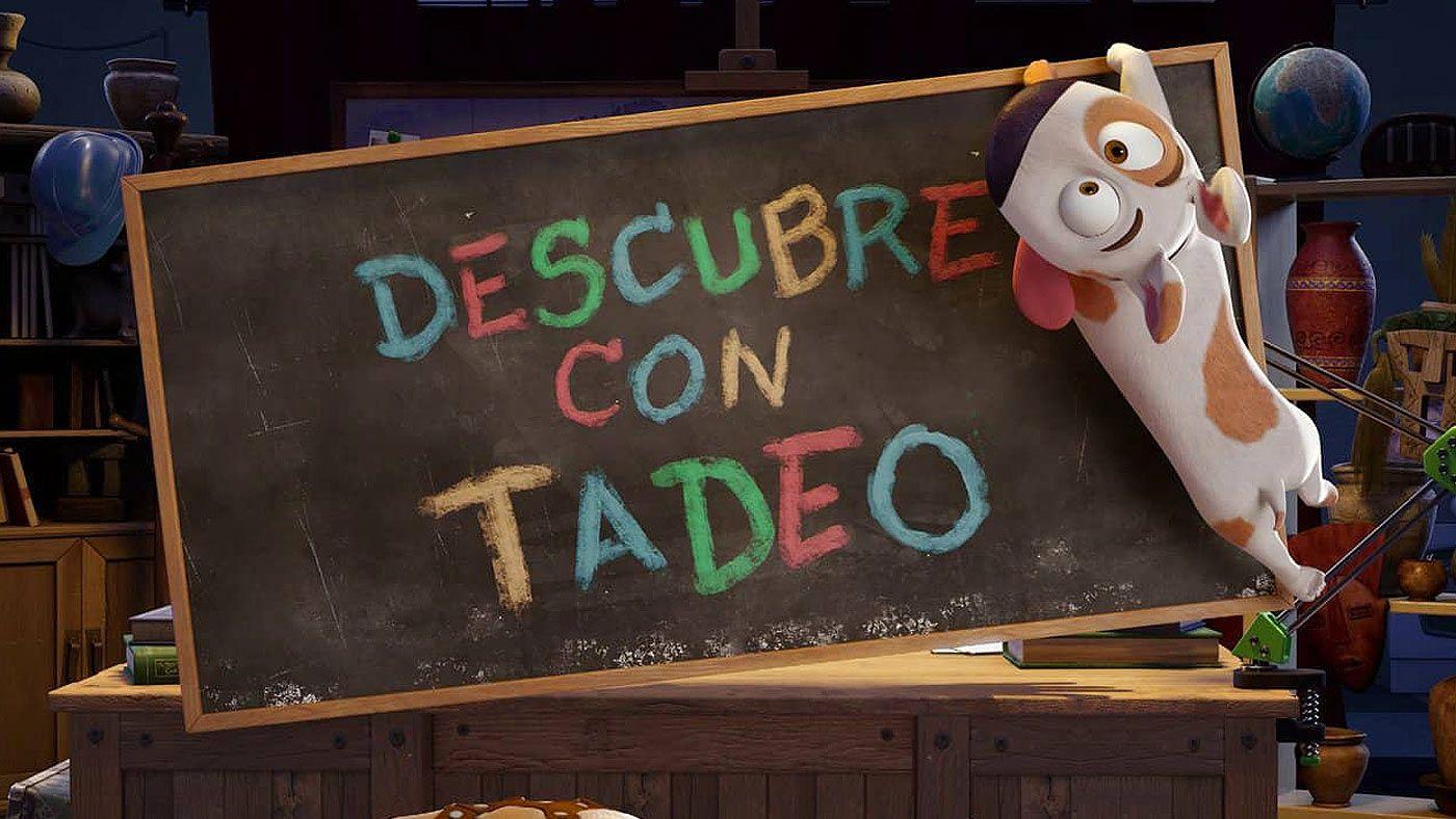 Descubre con Tadeo