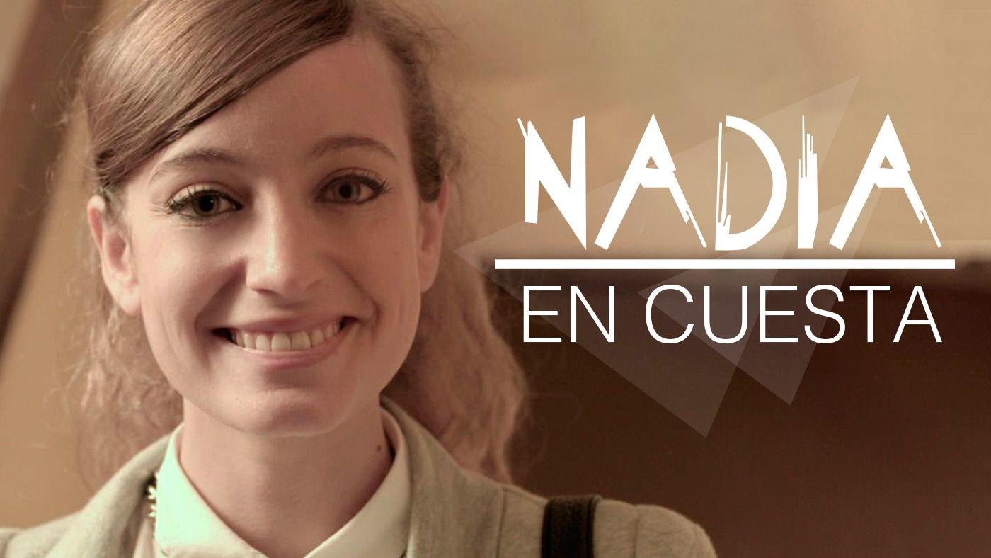 Nadia en cuesta