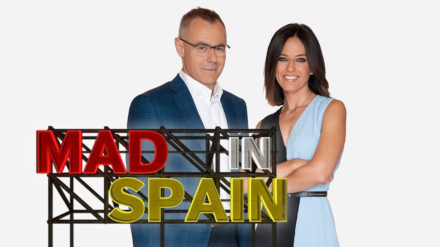 Mad in Spain