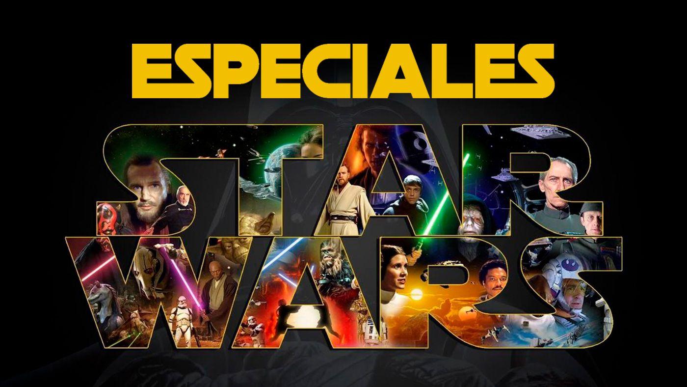 Especiales Star Wars