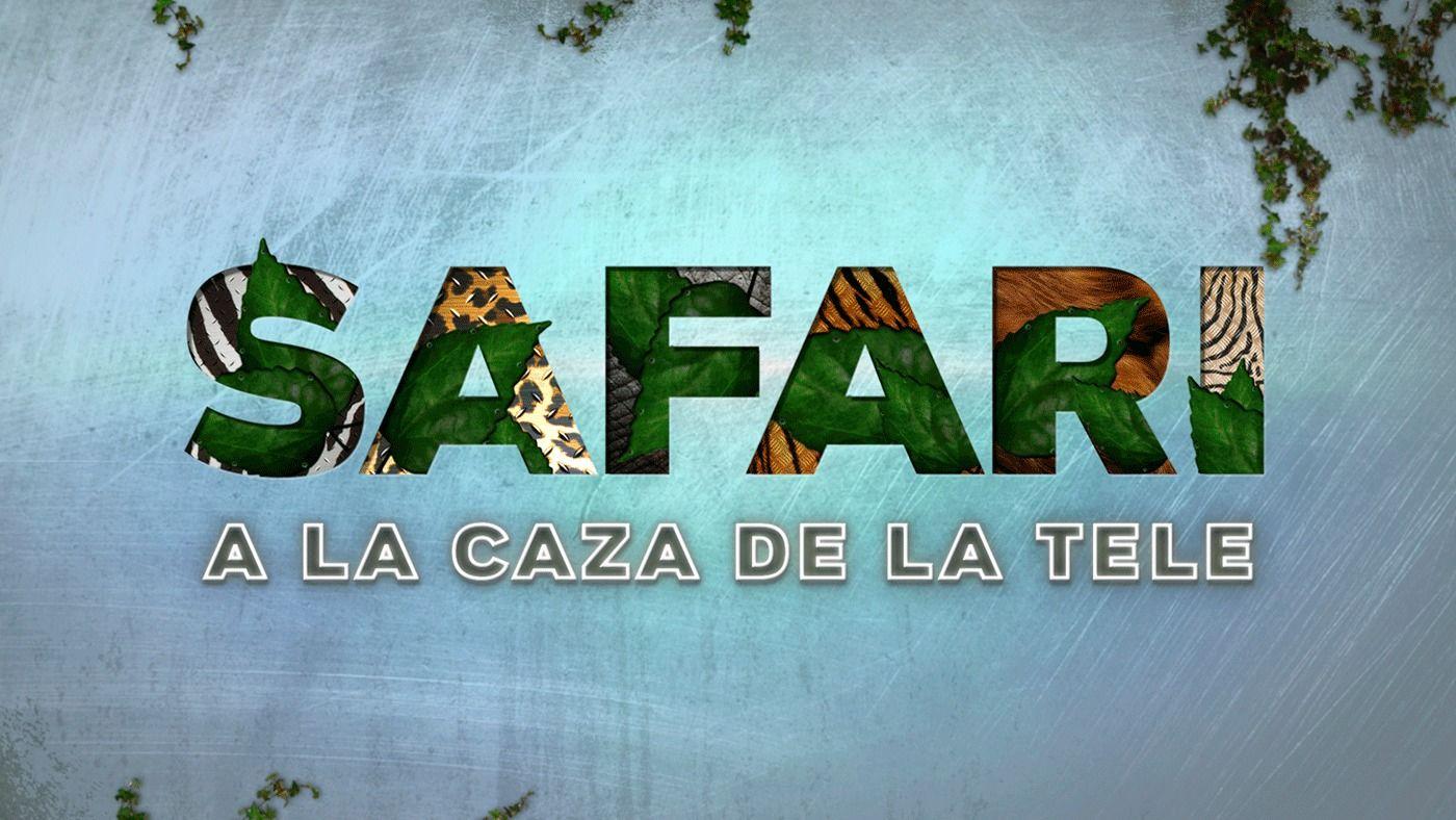 Safari. A la caza de la tele