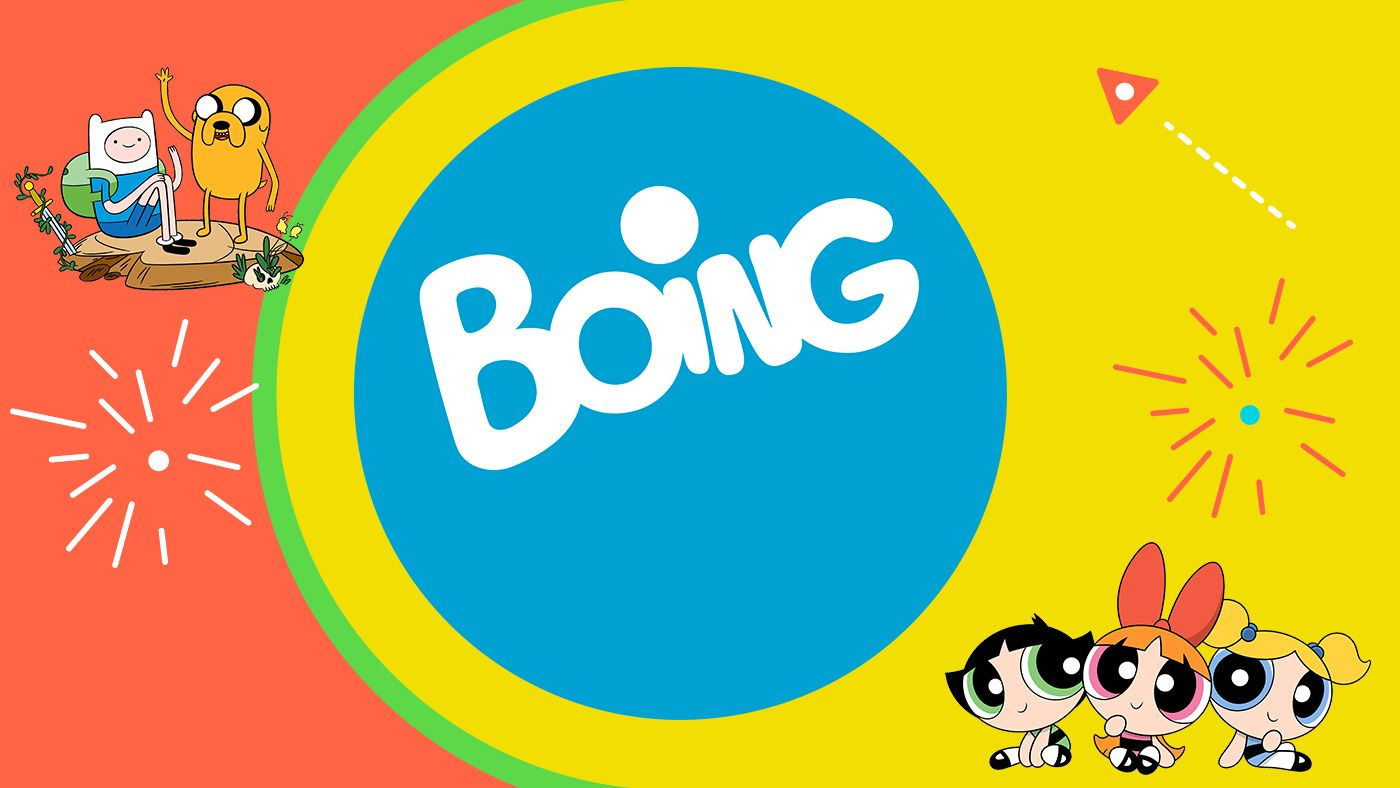 ¡Boing, en directo!