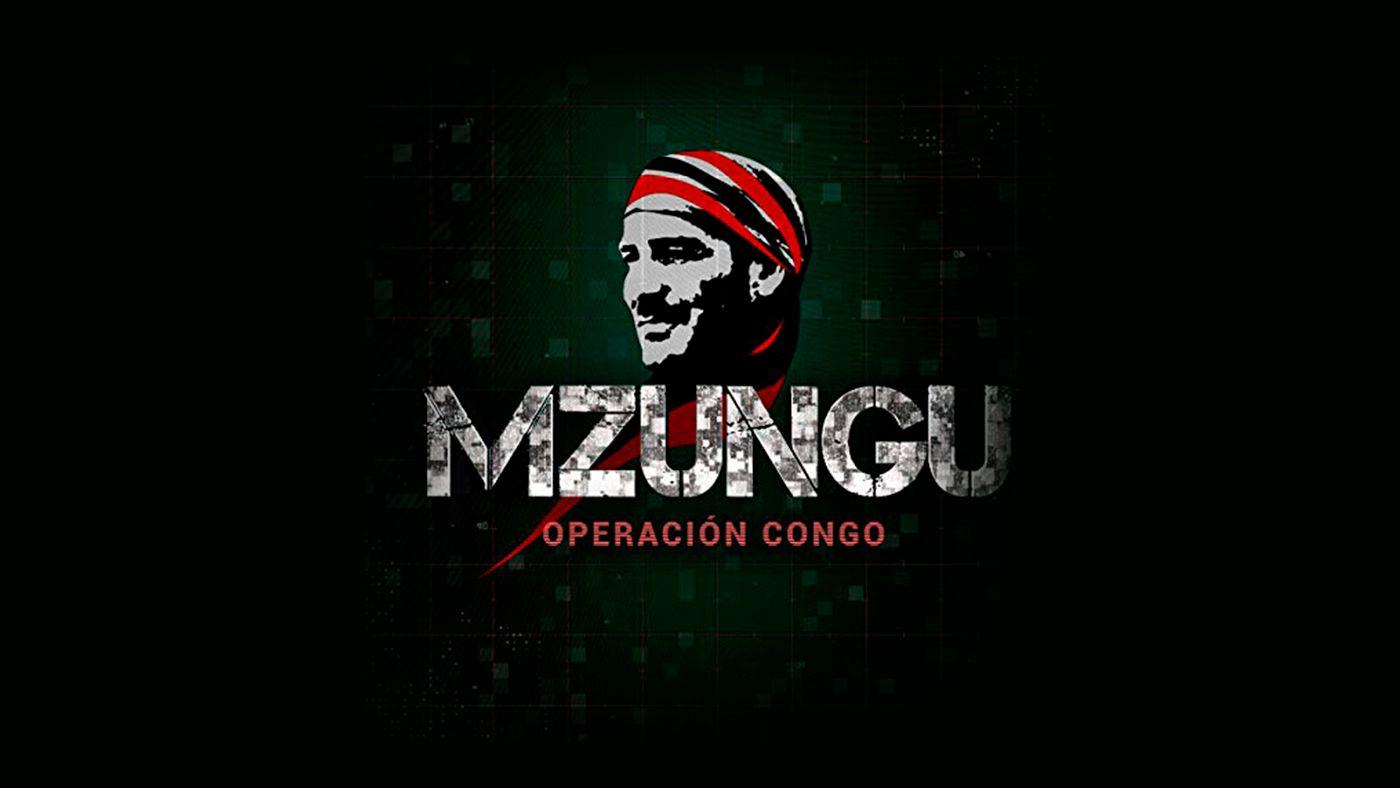 Mzungu. Operación Congo