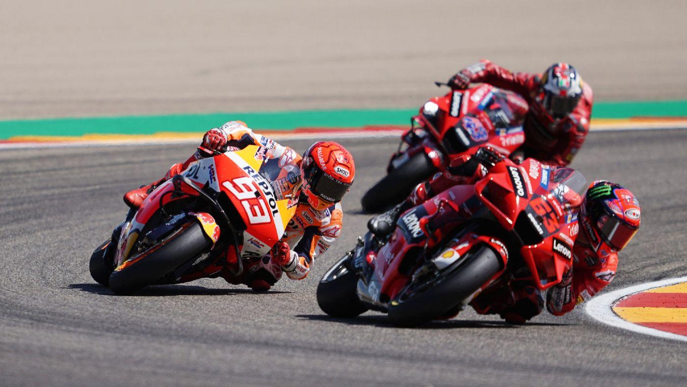 Gran Premio de MotoGP