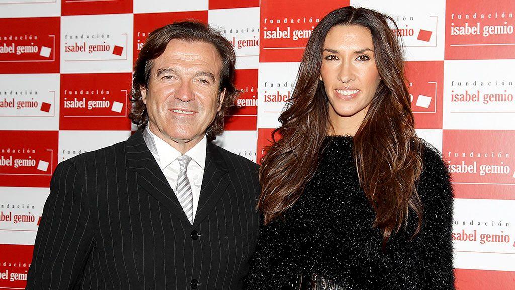 Pepe Navarro y Lorena Aznar