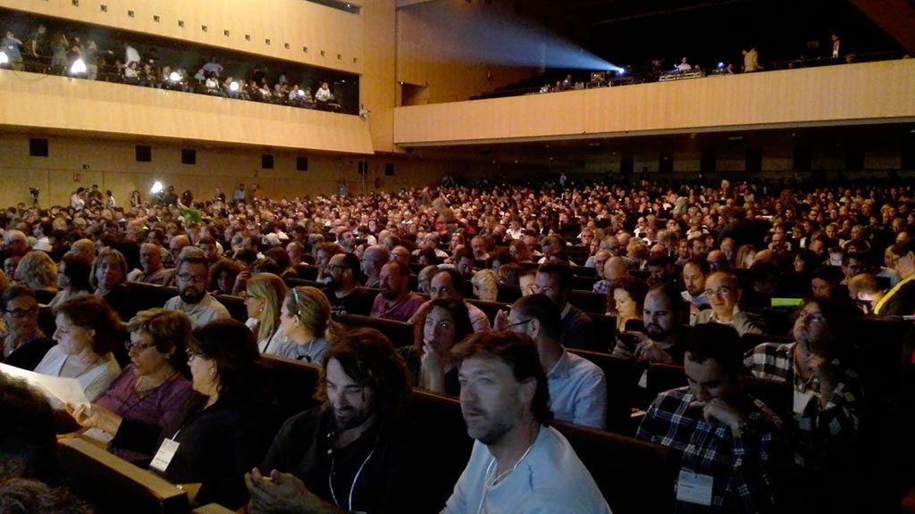 La Asamblea de Cargos Electos celebrada este miércoles en Barcelona