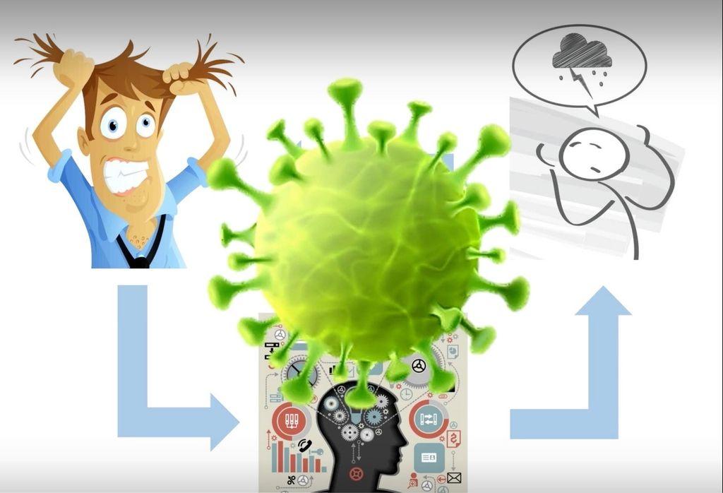 App para reducir el impacto psicológico de la pandemia