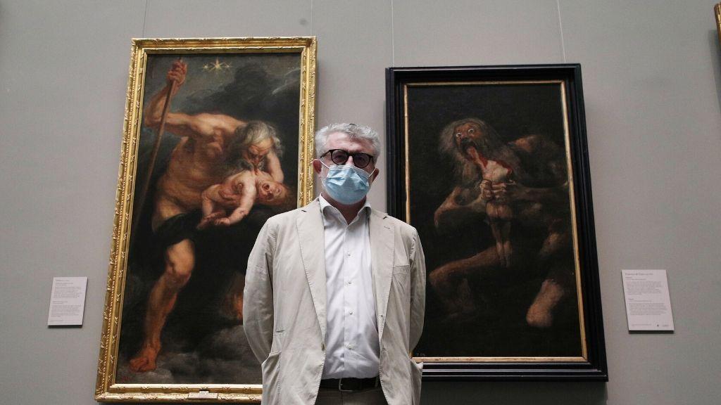 El director del Museo del Prado