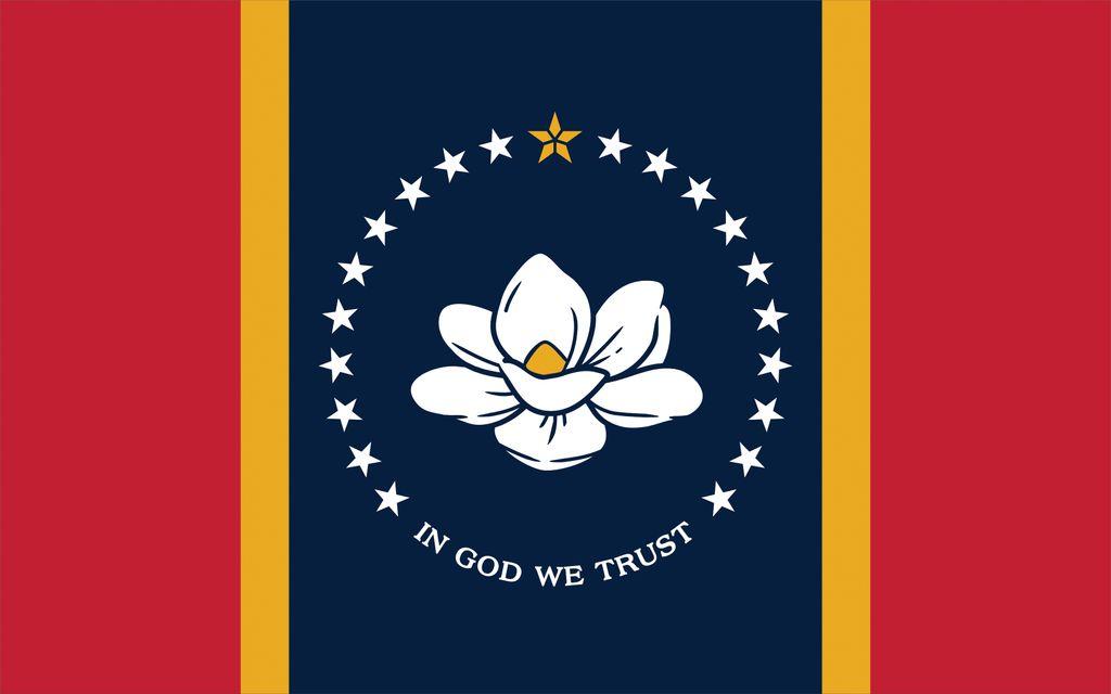 Nueva bandera Misisipi