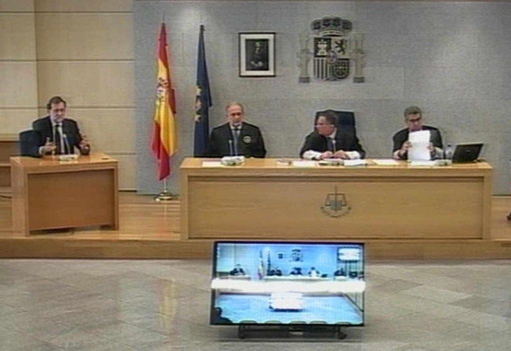 Rajoy juicio Gürtel