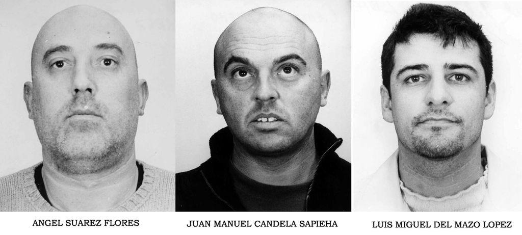 Los tres implicados en el robo en casa de Esther Koplowitz
