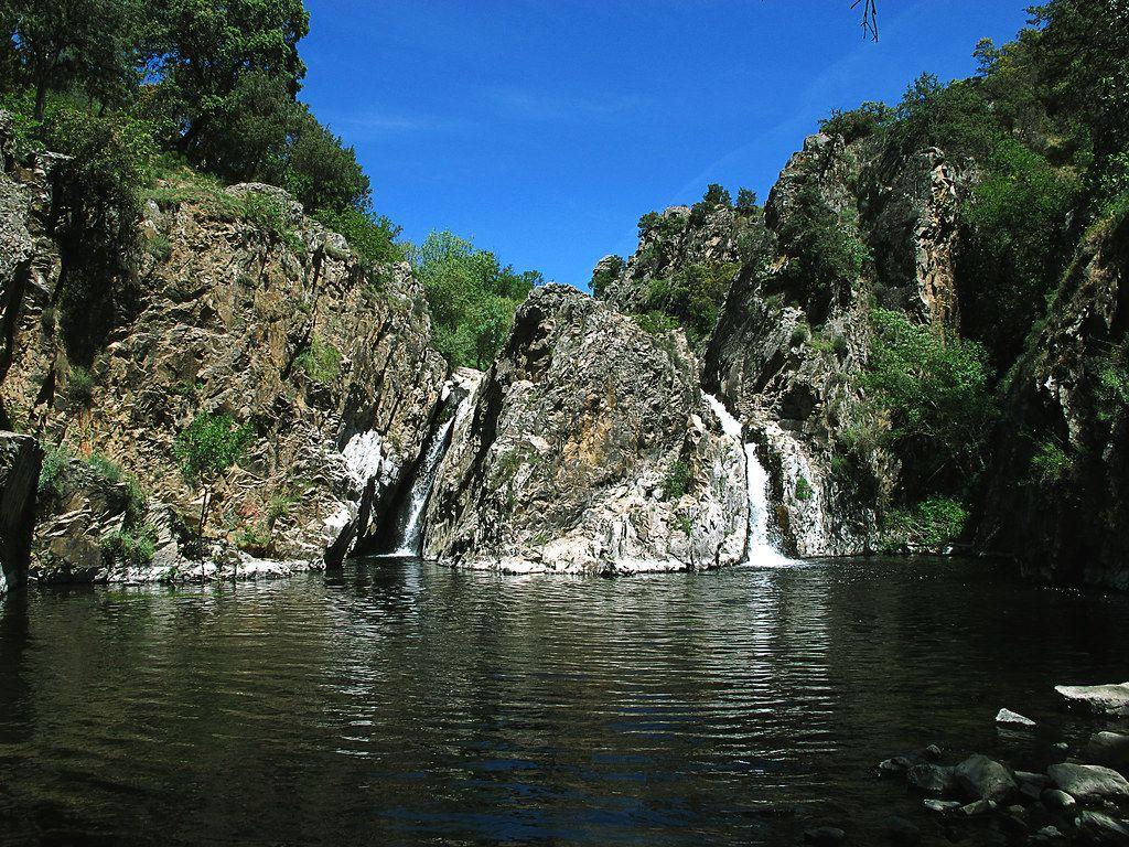 La Cascada del Hervidero