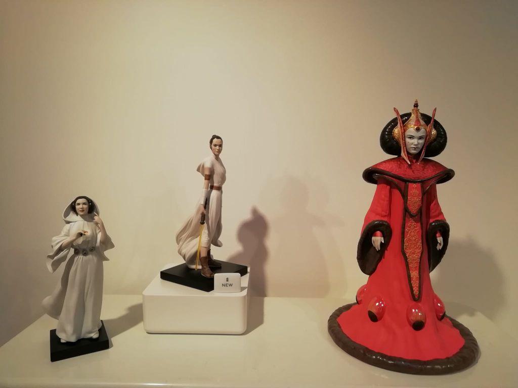 Figuras de Lladró de Star Wars
