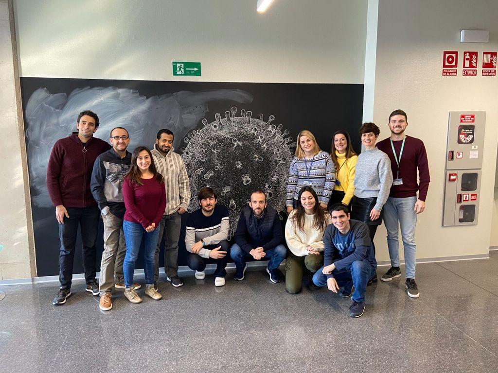 Equipo de Rafael SanJuan en la Universidad de Valencia