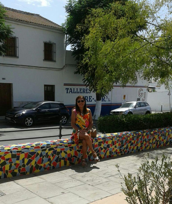 Reyes en el pueblo donde nació. Los Molares, Utrera.