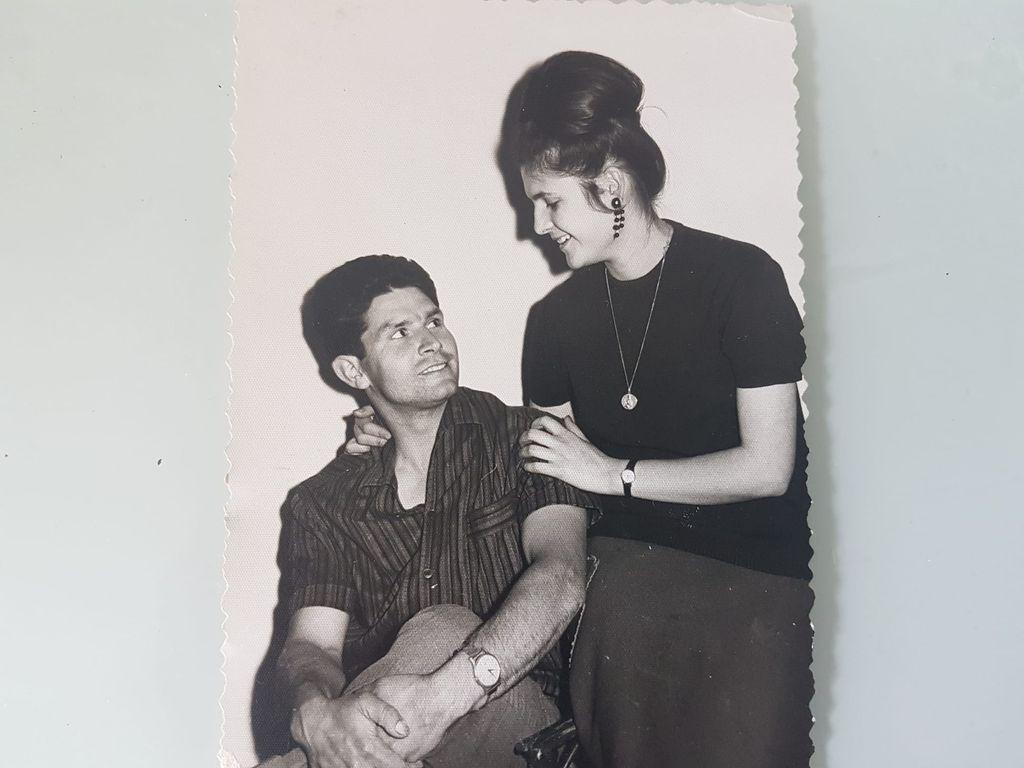 Joaquín y Victoria