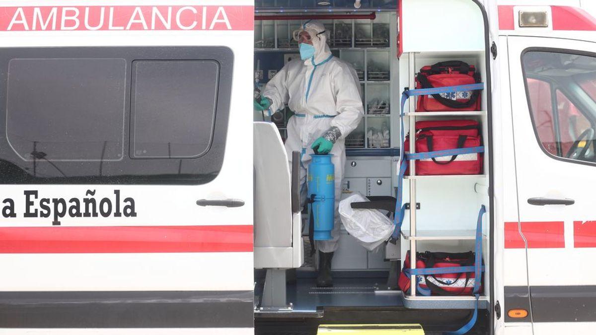 Muere una mujer de 69 años por un fuerte golpe en la cabeza en su domicilio de Tetuán, Madrid