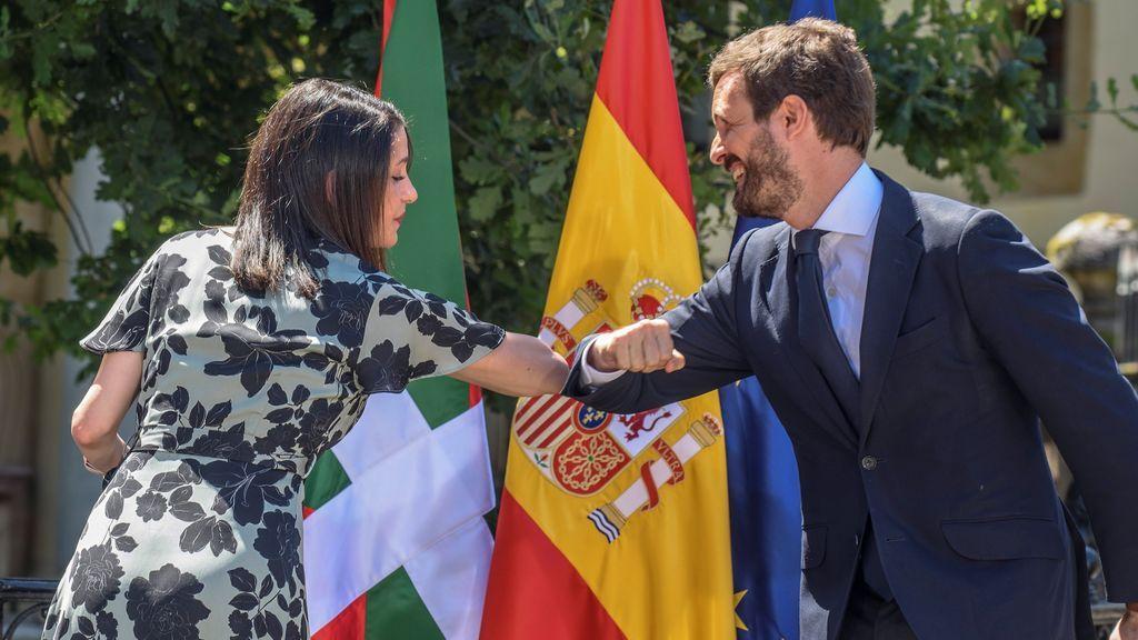 El PP duda sobre la conveniencia de ir en coalición con Ciudadanos en las próximas elecciones en Cataluña