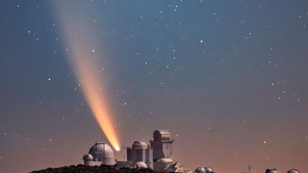 El cometa 'Neowise': dónde y cuándo verlo