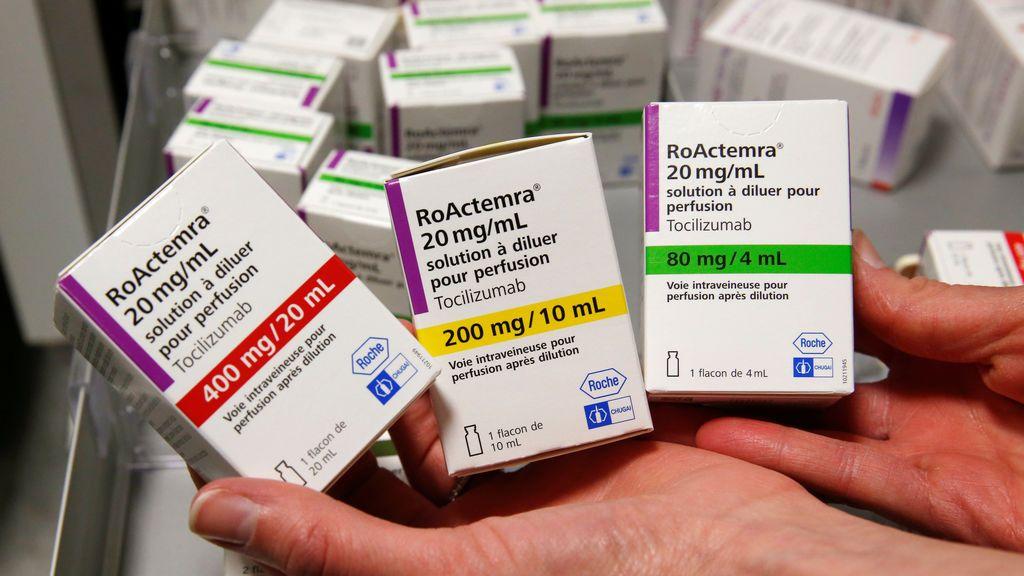 Tocilizumab, el nuevo fármaco que mejora el estado de pacientes hospitalizados por coronavirus