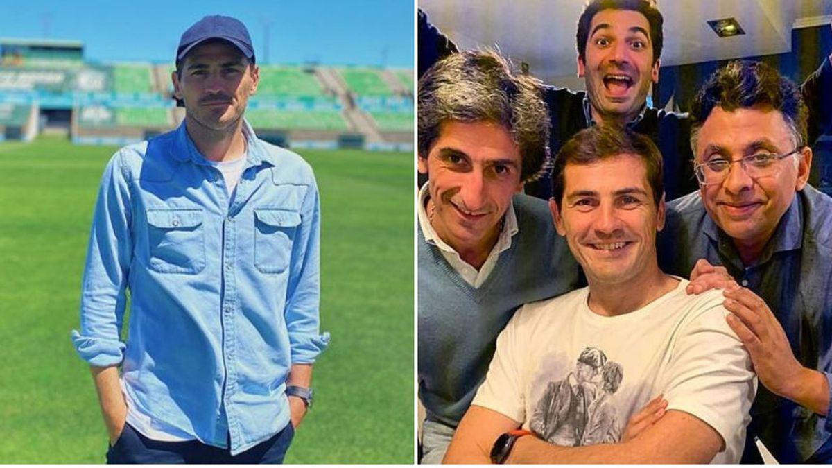 """El primer negocio de Iker Casillas tras colgar las botas: """"Bienvenidos, os esperamos a todos"""""""