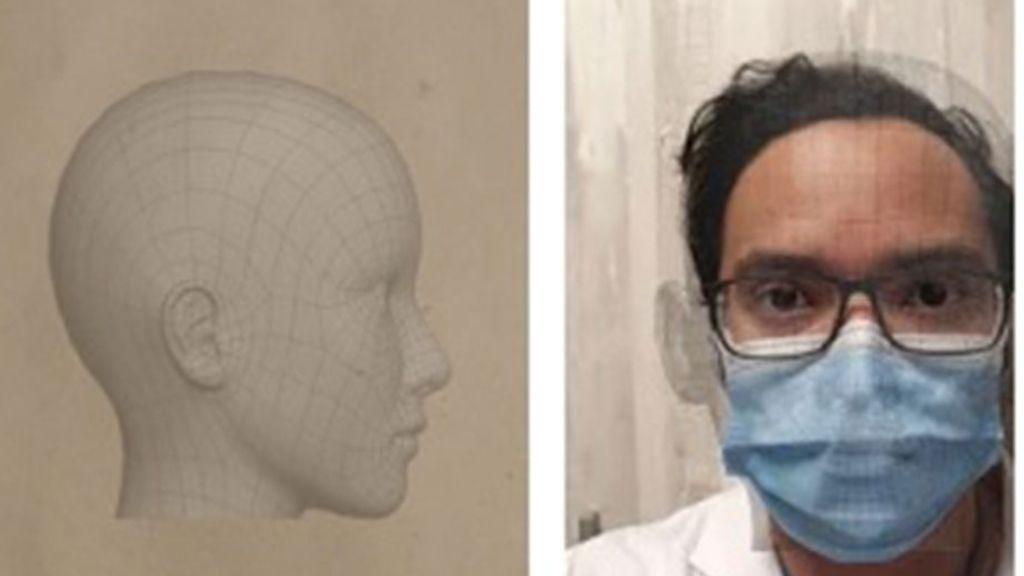 Ponerse bien la mascarilla tiene truco: dos investigadores españoles usan Inteligencia Artificial para hacerlo de diez