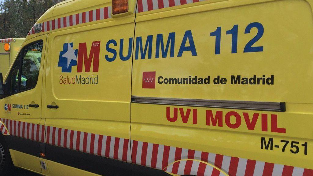 Investigan la muerte de una mujer de 69 años con un golpe en la cabeza en su piso de Madrid
