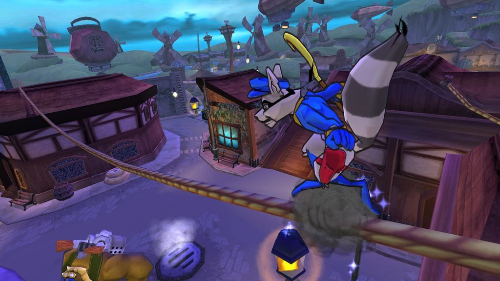 Sly Cooper 3