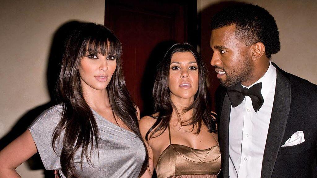 Kim y Kanye se conocieron en el año 2007 en una fiesta en Los Ángeles.